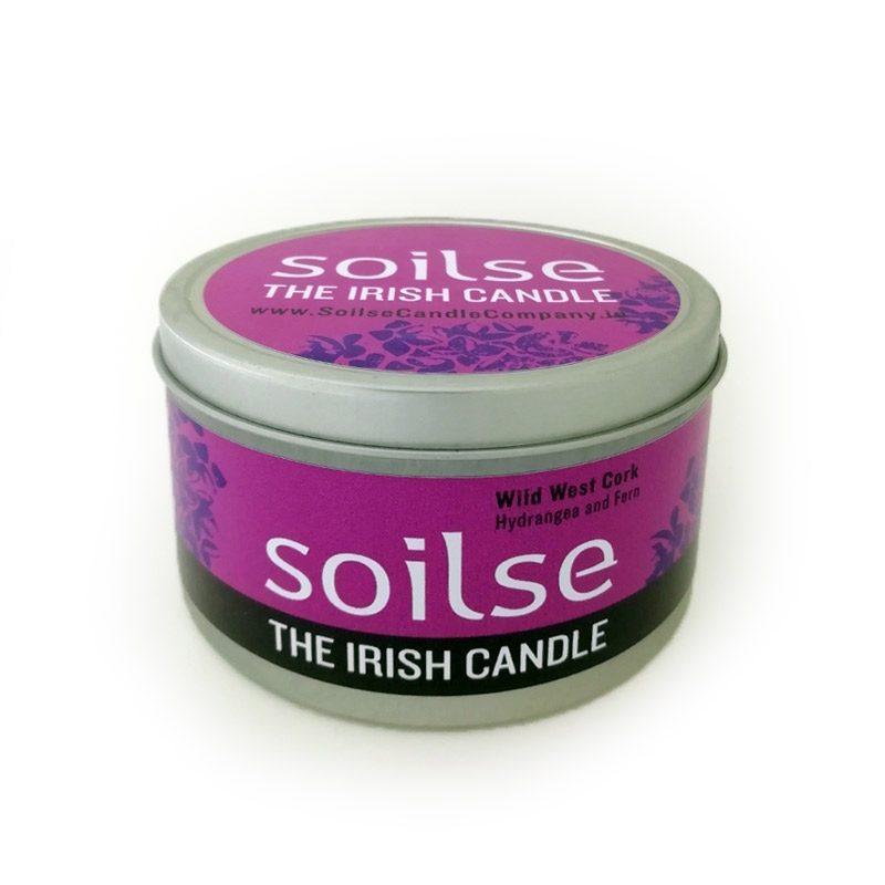 Wild West Cork Travel Candle