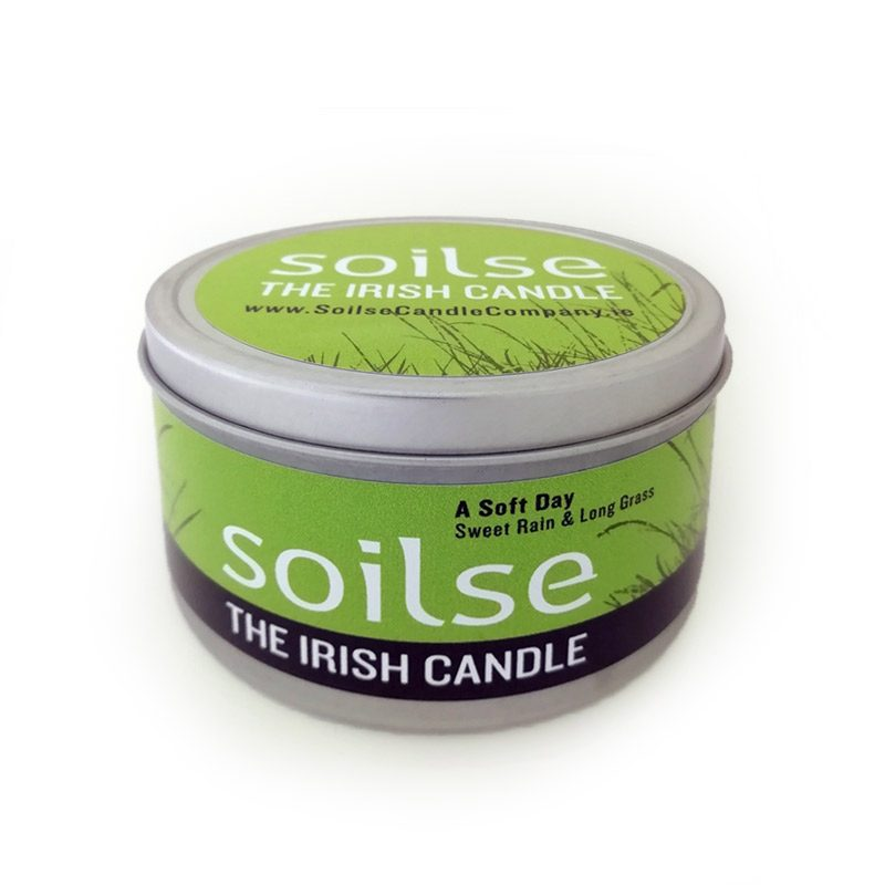A Soft Day Travel Candle