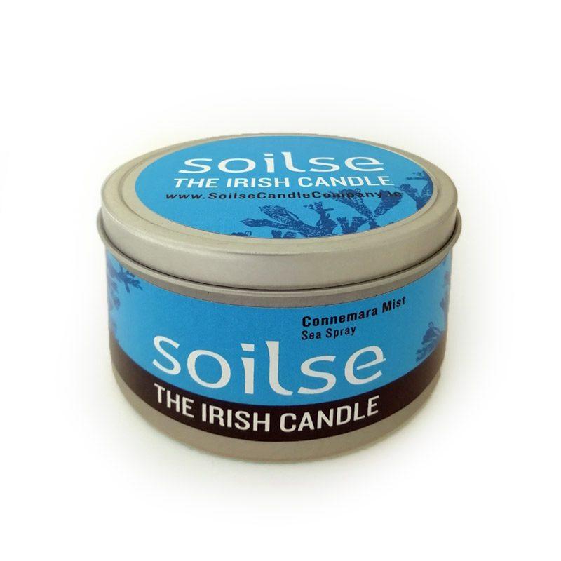 Connemara Mist Travel Candle