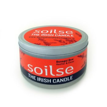 Donegal Dew Travel Candle