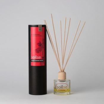 soilse candle an irish christmas diffuser