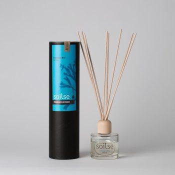 soilse candle diffuser connemara mist