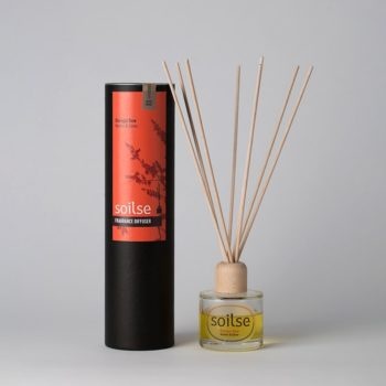 soilse candle diffuser donegal dew
