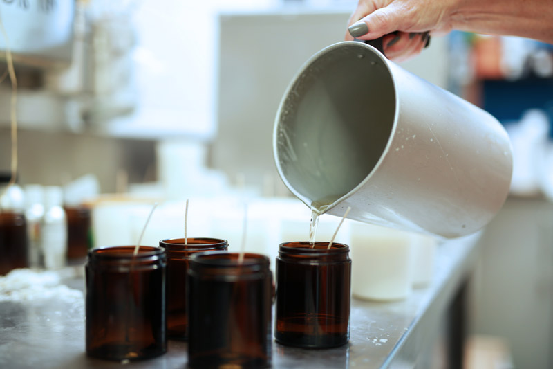 candle making workshops